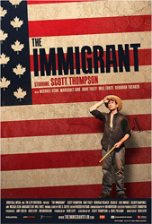 ;The Immigrant, 2012 movie poster;