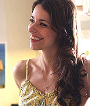 Isabelle Guérard, actress,