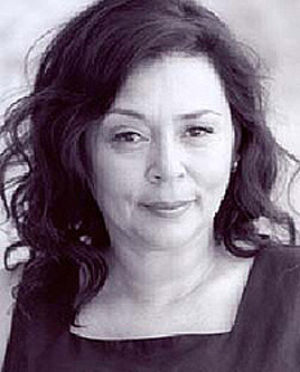 Louise Bombardier, actress,