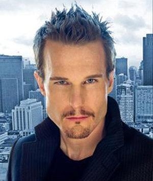 Michael Eklund, actor,