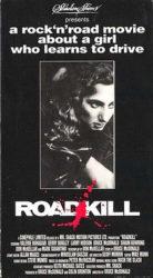 Roadkill, 1989 movie poster