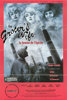 The Grocer's Wife, movie, poster,