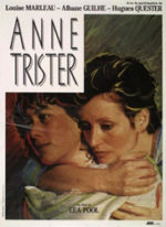 Anne Trister, movie, poster,