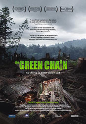 ;The Green Chain, movie poster;