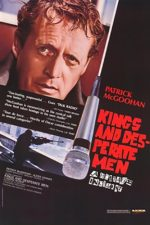 Kings and Desperate Men, movie, poster,
