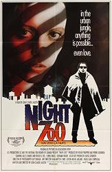 Night Zoo, movie poster