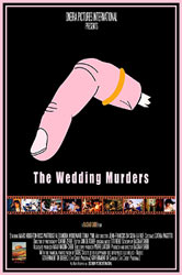 ;The Wedding Murders, movie poster;