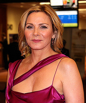 Kim Cattrall, actress, actor,