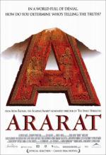 Ararat, movie, poster,