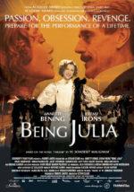 Being Julia, movie, poster,