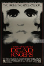 Dead Ringers, movie, poster,