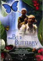 The Blue Butterfly, movie, poster,