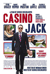 ;Casino Jack, movie poster;