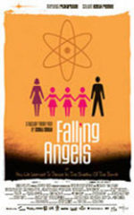 Falling Angels, movie, poster,
