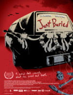 Just Buried, movie, poster,