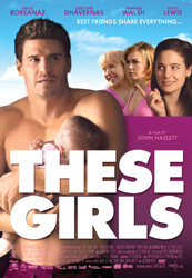 ;These Girls, movie poster;