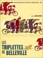 Les triplettes de Belleville, movie, poster,