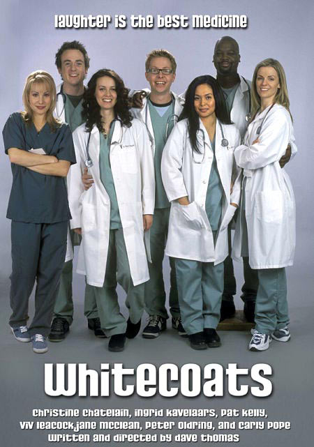 ;White Coats, 2003 movie poster;