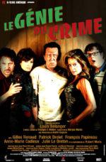 Le Génie du crime, movie, poster,
