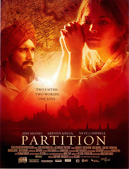 Partition, movie, poster,