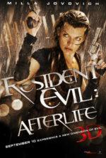 Resident Evil: Afterlife, movie poster