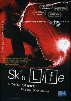 Sk8 Life, movie, poster,