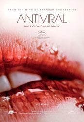 Antiviral, movie, poster,