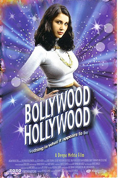 Poster for the 2002 film, Bollywood/Hollwood