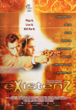 eXistenZ, movie, poster,