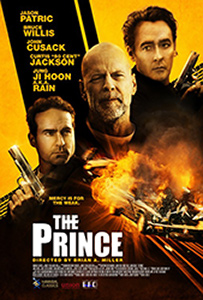 Poster for the 2014 movie, The Prince