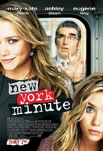 ;New York Minute, movie poster;