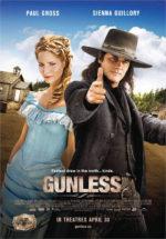 Gunless, movie, poster,