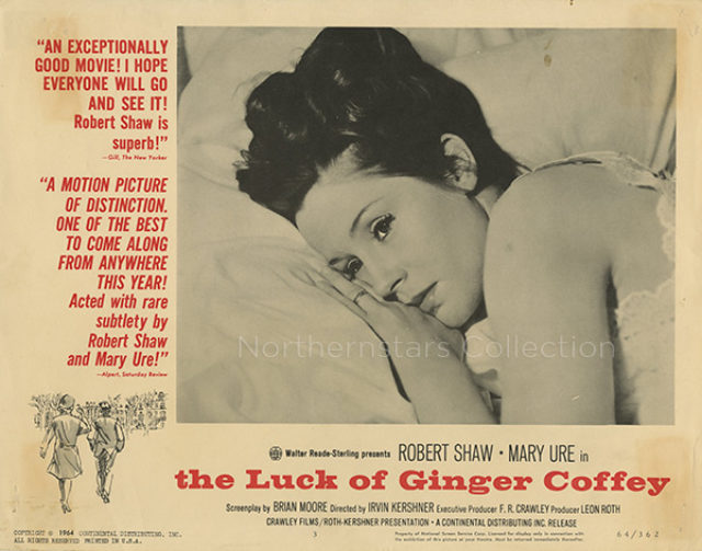 The Luck of Ginger Coffey, image,
