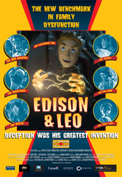 ;Edison and Leo, movie poster;