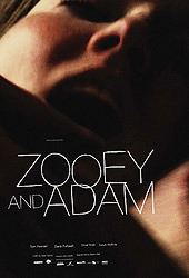 ;Zooey & Adam, movie poster;