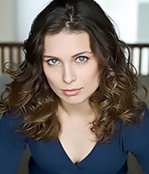 Kate Yacula, actress,