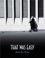 That Was Easy, movie, poster,