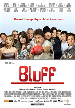 Bluff, 207, movie, poster,
