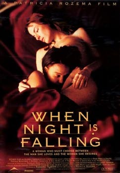 When Night is Falling, movie, poster,