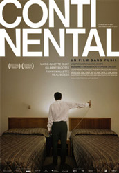 ;Continental. A Film Without Guns, movie poster;