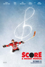 Score: A Hockey Musical, poster,