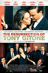 ;The Resurrection of Tony Gitone, movie poster;