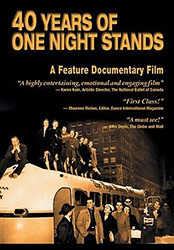 ;40 Years of One Night Stands, movie poster;