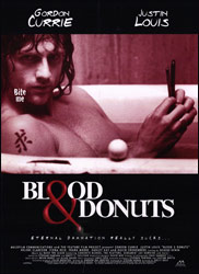 Blood & Donuts, movie poster.