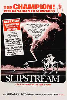 Slipstream, movie, poster,