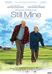 Still Mine, movie, poster,