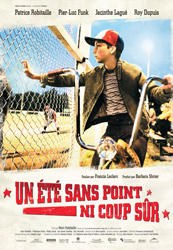 ;Un été sans point ni coup sûr , movie poster;