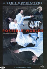 Possible Worlds, movie, poster,