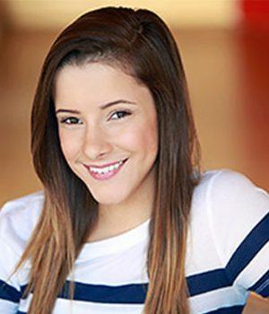 Victoria DiGiovanni, actress,