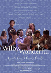 Wilby Wonderful, movie poster